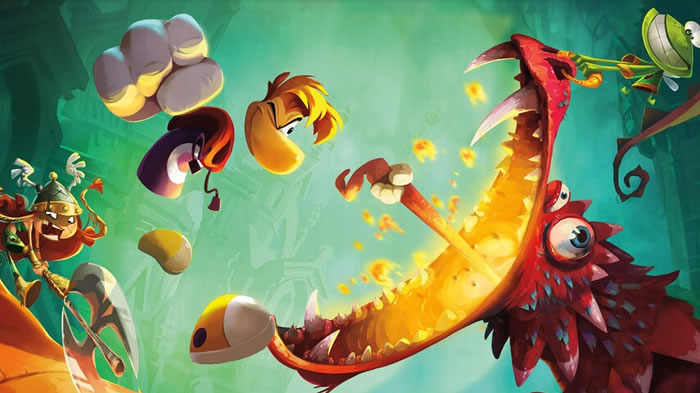 「Rayman Legends」