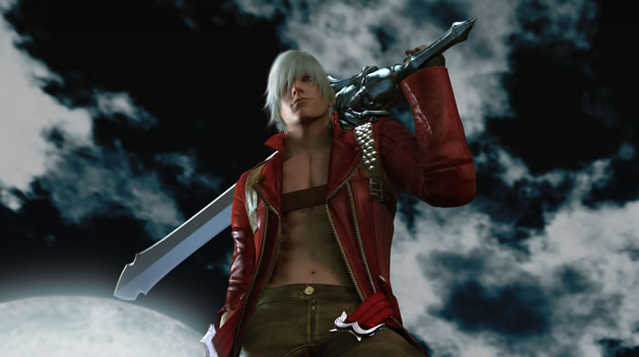 「Devil May Cry 3」