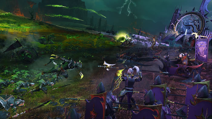 「Total War: WARHAMMER 2」