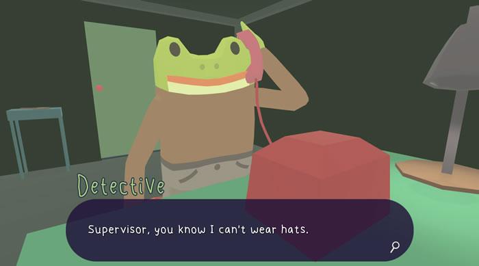 「Frog Detective 2」