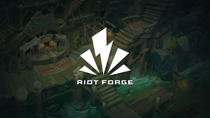 「Riot Forge」