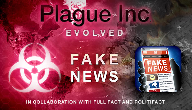 「Plague Inc: Evolved」