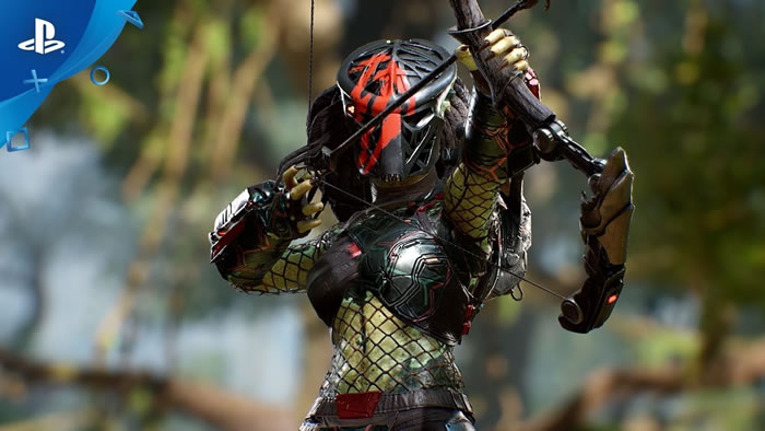 「Predator: Hunting Grounds」