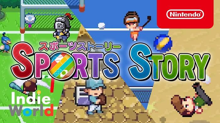 「Sports Story」