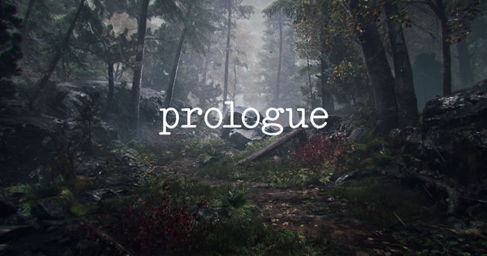 「prologue」
