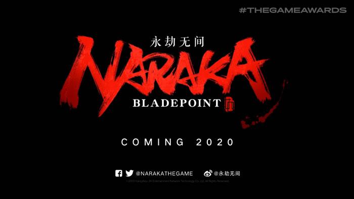 「Naraka Bladepoint」