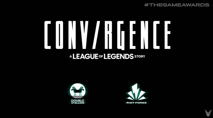 「CONV/RGENCE: A League of Legends Story」