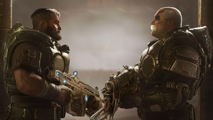 「Gears Tactics」