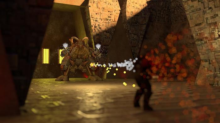 「Quake II」