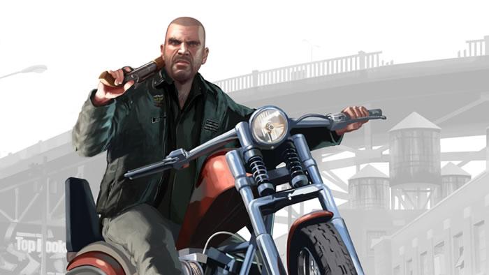 「Grand Theft Auto IV」