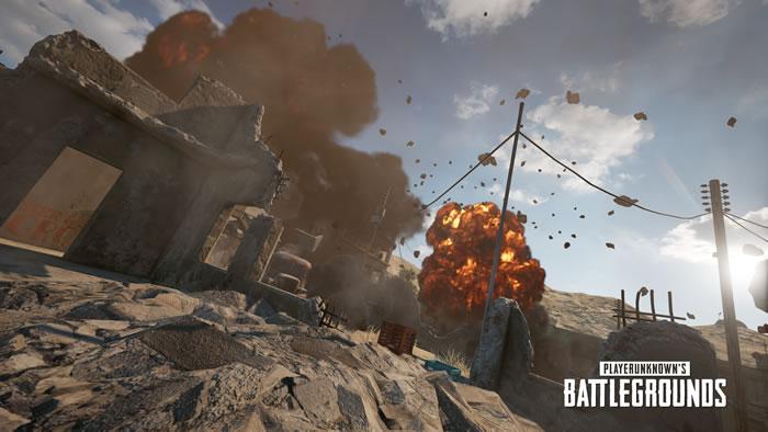 「PlayerUnknown's Battlegrounds」