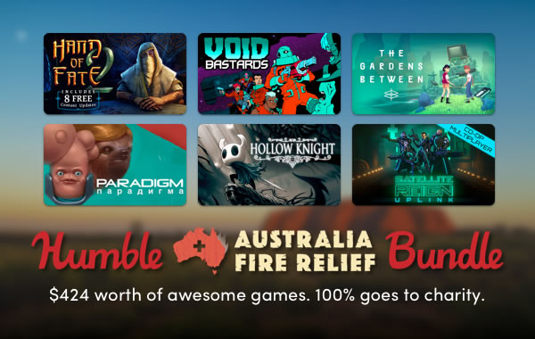 「Humble Bundle」