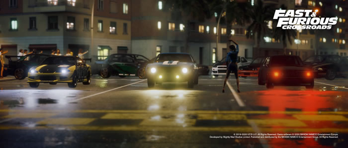 「Fast & Furious Crossroads」