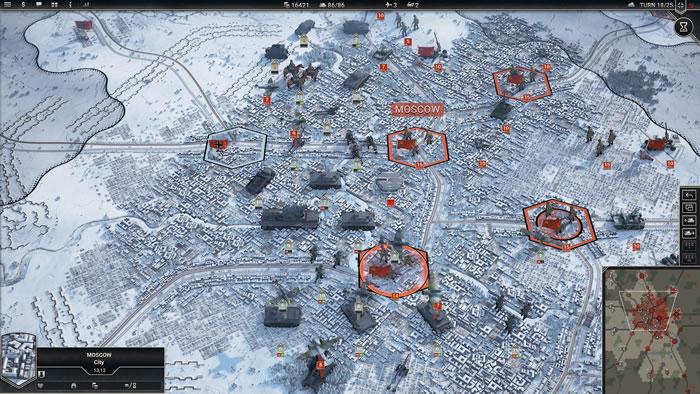 「Panzer Corps 2」