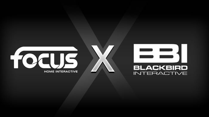 「Focus Home Interactive」「Blackbird Interactive」