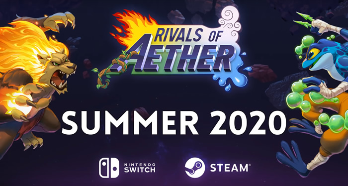「Rivals of Aether」