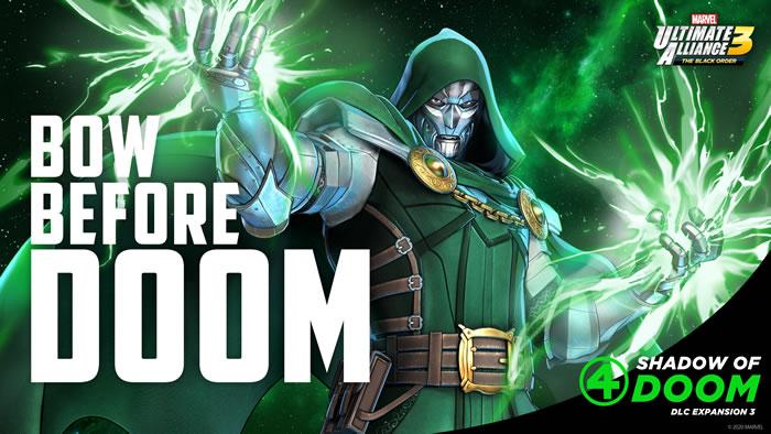 「Marvel Ultimate Alliance 3: The Black Order」