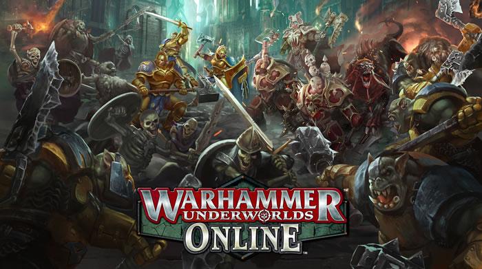 「Warhammer Underworlds: Online」