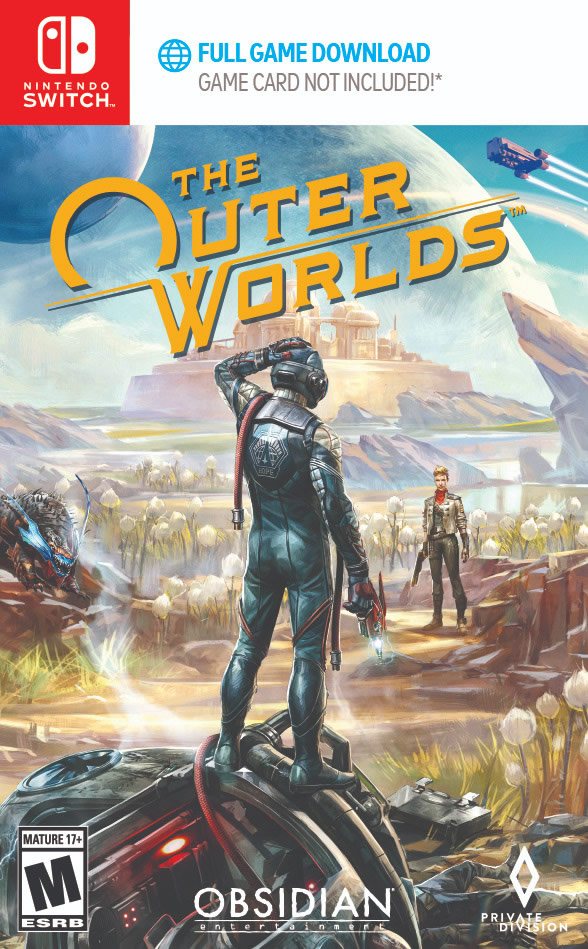 「The Outer Worlds」
