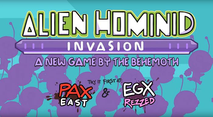 「Alien Hominid Invasion」