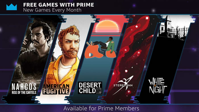 「Twitch Prime」