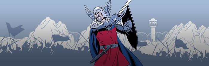 「The Lords of Midnight」「Doomdark's Revenge」