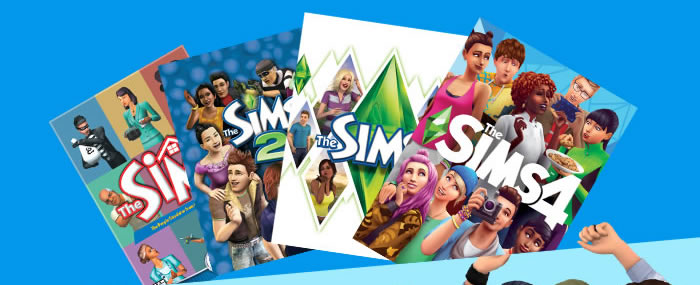 「The Sims」
