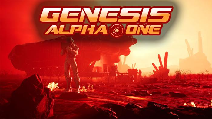 「Genesis Alpha One」