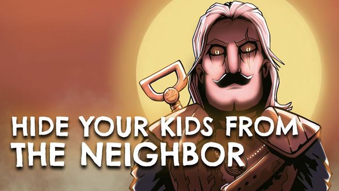 「Secret Neighbor」