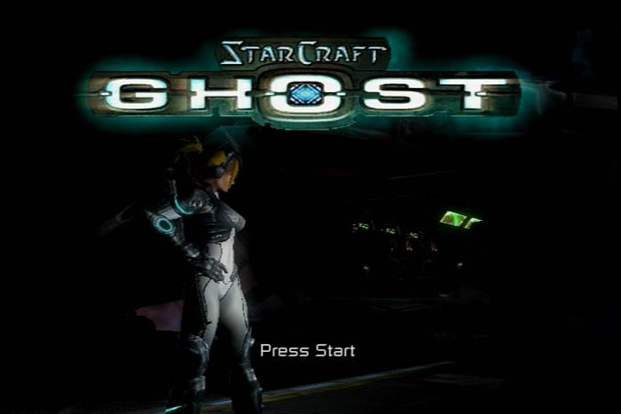 「StarCraft:Ghost」