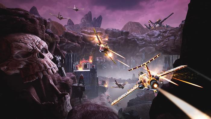 「Warhammer 40,000: Dakka Squadron」