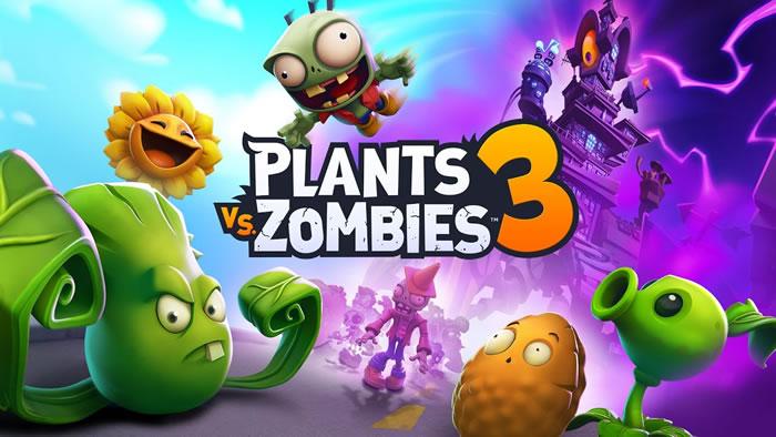 「Plants Vs Zombies 3」