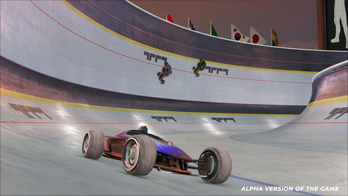 「Trackmania Nations」