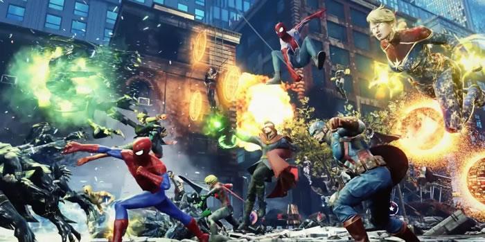 「Marvel Future Revolution」