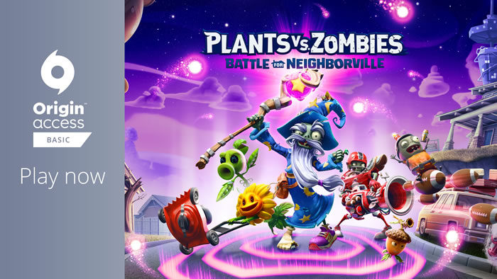 「Plants vs Zombies: Battle For Neighborville」