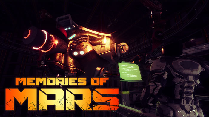 「Memories of Mars」