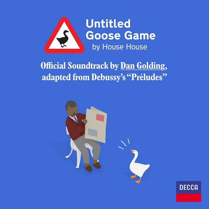 「Untitled Goose Game」