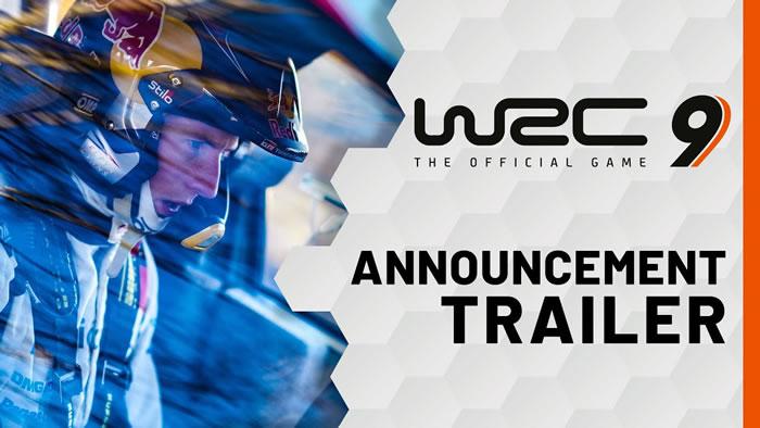 「WRC 9」