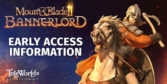 「Mount & Blade II: Bannerlord」