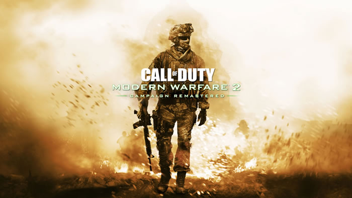 「Call of Duty: Modern Warfare 2 Remastered」
