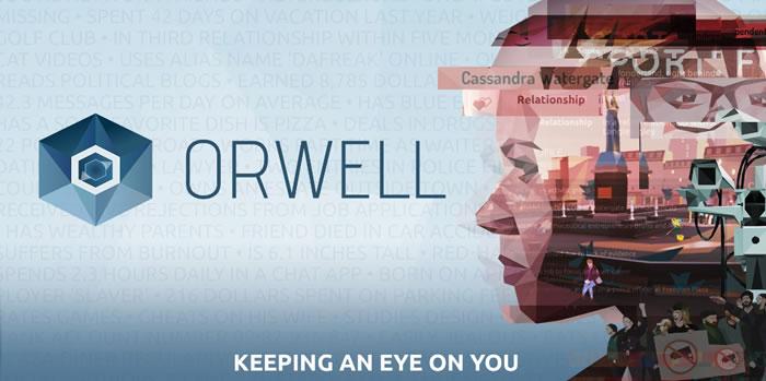 「Orwell」