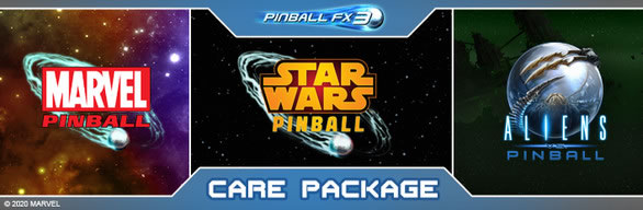 「Pinball FX3 Care Package」