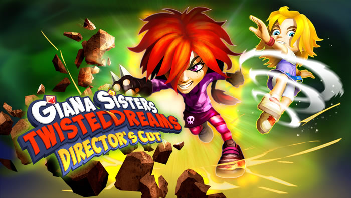 「Giana Sisters: Twisted Dreams」
