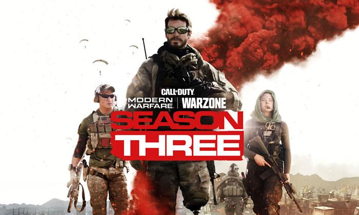 「Call of Duty: Modern Warfare」