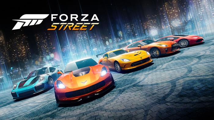 「Forza Street」