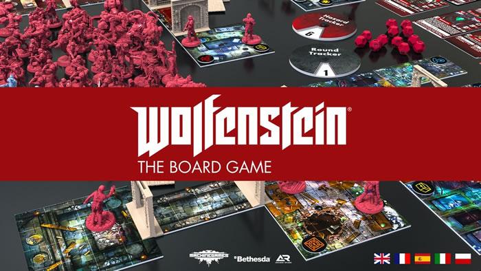 「Wolfenstein: The Board Game」