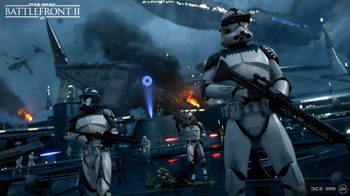 「Star Wars Battlefront II」