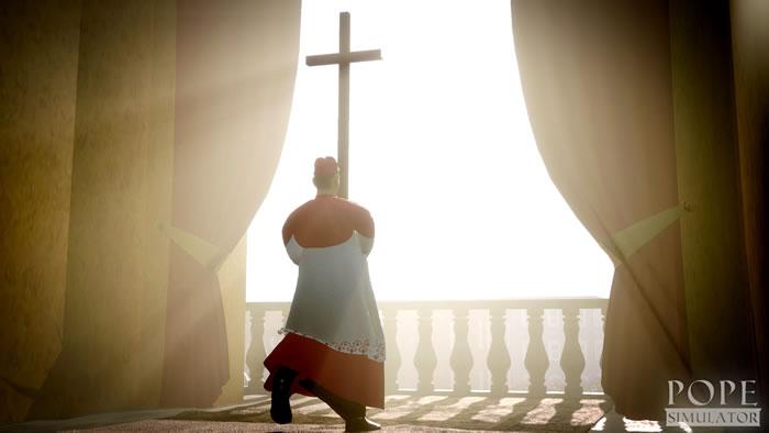 「Pope Simulator」