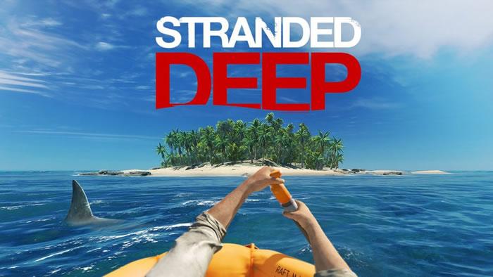 「Stranded Deep」