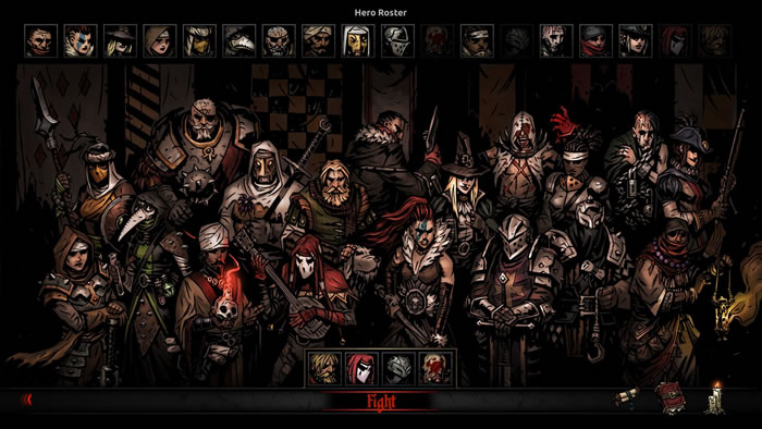 「Darkest Dungeon 2」